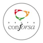 logotipo de GRUPO CONFORSA ANALISIS DESARROLLO Y FORMACION SA