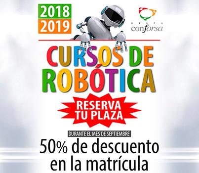 Matrícula robótica 2018/2019